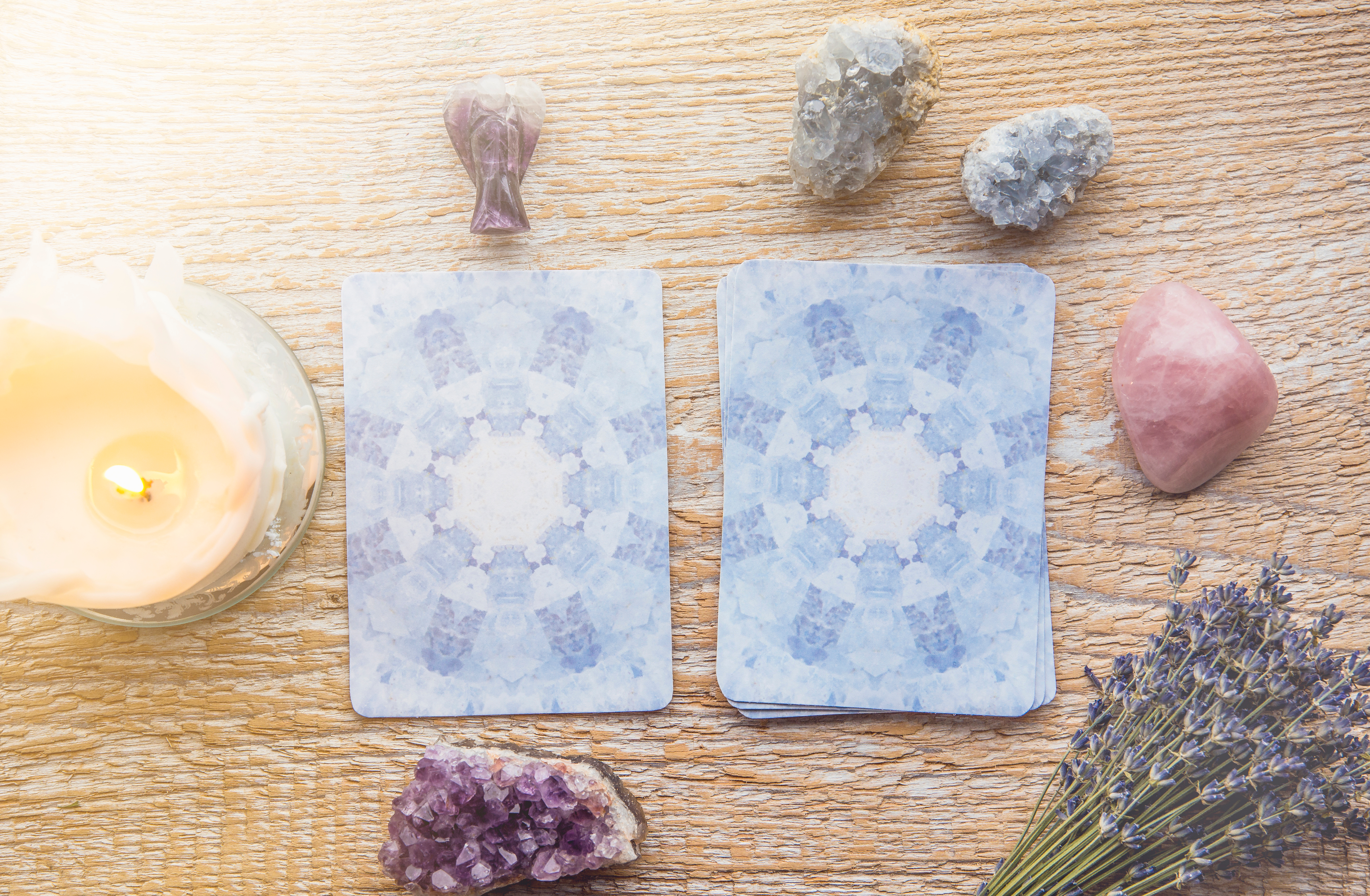 Carte divinatorie